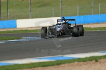 World © Octane Photographic Ltd. Donington Park test day 26th September 2013. BRDC Formula 4, MSV F4-13, SWR (Sean Walkinshaw Racing), Matthew (Matty) Graham. Digital Ref : 0830lw1d8229