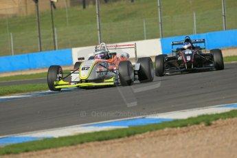World © Octane Photographic Ltd. Donington Park test day 26th September 2013. MSV F3 Cup. Lanan Racing, Dallara F307 Volkswagen. Digital Ref : 0830lw1d8438