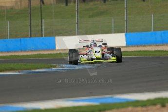 World © Octane Photographic Ltd. Donington Park test day 26th September 2013. MSV F3 Cup. Lanan Racing, Dallara F307 Volkswagen. Digital Ref : 0830lw1d8498