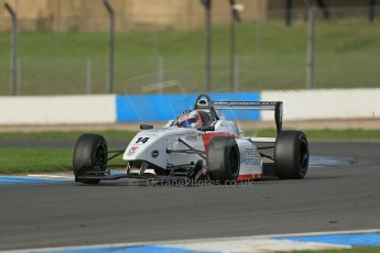 World © Octane Photographic Ltd. Donington Park test day 26th September 2013. BRDC Formula 4, MSV F4-13, Lanan Racing, Jake Dalton. Digital Ref : 0830lw1d8592
