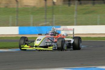 World © Octane Photographic Ltd. Donington Park test day 26th September 2013. MSV F3 Cup. Lanan Racing, Dallara F307 Volkswagen. Digital Ref : 0830lw1d8620