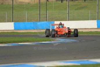 World © Octane Photographic Ltd. Donington Park test day 26th September 2013. BRDC Formula 4, MSV F4-13, Hillspeed, Seb Morris. Digital Ref : 0830lw1d8690