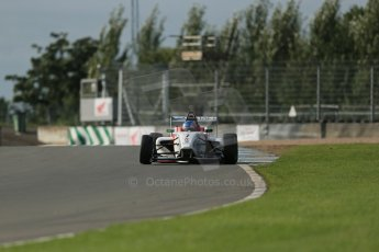 World © Octane Photographic Ltd. Donington Park test day 26th September 2013. BRDC Formula 4, MSV F4-13, Lanan Racing, Jake Hughes. Digital Ref : 0830lw1d8864