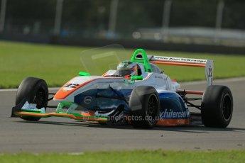 World © Octane Photographic Ltd. Donington Park test day 26th September 2013. BRDC Formula 4, MSV F4-13, James Greenway. Digital Ref : 0830lw1d8949