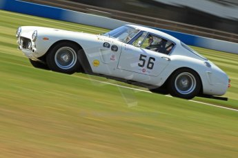 World © Octane Photographic Ltd. Donington Historic Festival, Friday 3rd May 2013. Pre-63 GT. Digital Ref : 0648cb7d8119