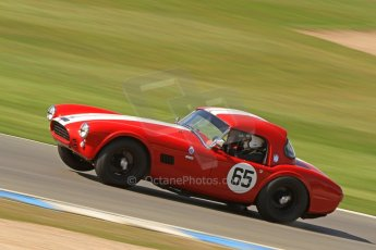 World © Octane Photographic Ltd. Donington Historic Festival, Friday 3rd May 2013. Pre-63 GT. Digital Ref : 0648cb7d8185