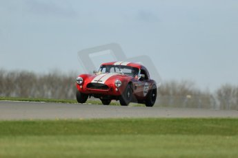 World © Octane Photographic Ltd. Donington Historic Festival, Friday 3rd May 2013. Pre-63 GT. Digital Ref : 0648lw1d7081
