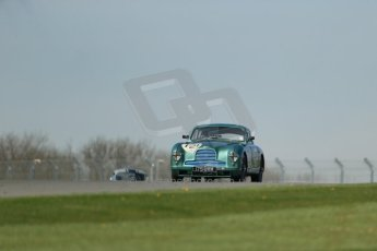 World © Octane Photographic Ltd. Donington Historic Festival, Friday 3rd May 2013. Pre-63 GT. Digital Ref : 0648lw1d7092