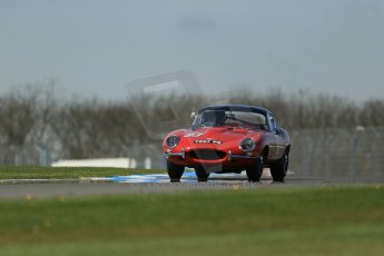 World © Octane Photographic Ltd. Donington Historic Festival, Friday 3rd May 2013. Pre-63 GT. Digital Ref : 0648lw1d7185