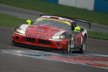World © Octane Photographic Ltd. Donington Park General Unsilenced Test, Thursday 28th November 2013. British GT Championship - Aaron Scott/Craig Wilkins – ABG Motorsport – Dodge Viper. Digital Ref : 0870cb1d8284