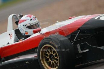 World © Octane Photographic Ltd. Donington Park General Unsilenced Test, Thursday 28th November 2013. F3 Cup - Dallara Toyota F3. Digital Ref : 0870cb1d8324