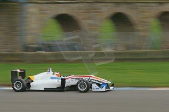World © Octane Photographic Ltd. Donington Park General Unsilenced Test, Thursday 28th November 2013. FIA Formula 3 (F3) European Championship – Spike Goddard – T-Sport – Dallara F312 ThreeBond Nissan. Digital Ref : 0870cb1dx8557