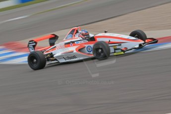 World © Octane Photographic Ltd. Donington Park General Un-silenced Testing, Thursday May 15th 2013. James Abbott - British Formula Ford. Digital Ref : 0676cb1d3744