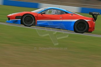 World © Octane Photographic Ltd. Donington Park General un-silenced test 25th April 2013. Digital Ref : 0641cb1d4943