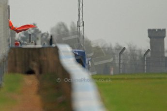 World © Octane Photographic Ltd. Donington Park General un-silenced test 25th April 2013. Red Flag. Digital Ref : 0641cb7d6588