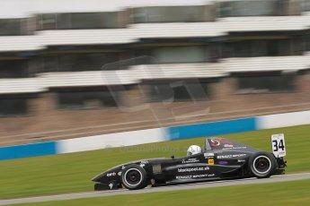 World © Octane Photographic Ltd/Chris Enion. Donington Park General un-silenced test 25th April 2013. Craig Harris - blackpool.ac.uk - Formula Renault. Digital Ref : 0641ce1d2396