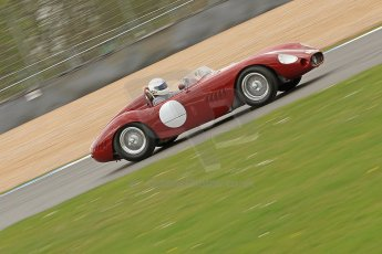 World © Octane Photographic Ltd. Donington Park General un-silenced testing, April 30th 2013. Maserati 300S. Digital Ref : 0643cb7d7594