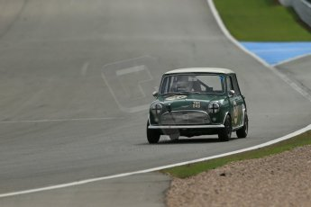 World © Octane Photographic Ltd. Donington Park General un-silenced testing, April 30th 2013. Austin Mini Cooper S - Jonathan Proctor. Digital Ref : 0643lw1d6811