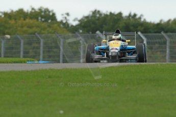 World © Octane Photographic Ltd. Donington Park unsilenced testing, 10th October 2013. Toby Sowery - MGR Motorsport Protyre Formula Renault test. Digital Ref :