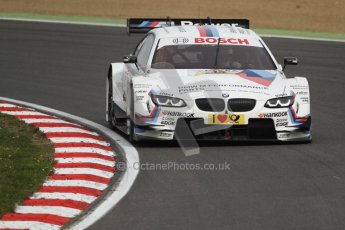 World © Octane Photographic Ltd. German Touring Cars (DTM) Brands Hatch Saturday 18th May 2013. Practice.. BMW Team RMG – BMW M3 DTM – Martin Tomczyk. Digital Ref: