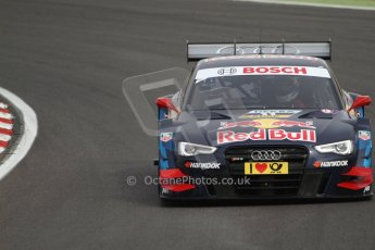 World © Octane Photographic Ltd. German Touring Cars (DTM) Brands Hatch Saturday 18th May 2013. Practice.. Abt Sportsline – Audi RS5 DTM – Mattias Ekstrom. Digital Ref: