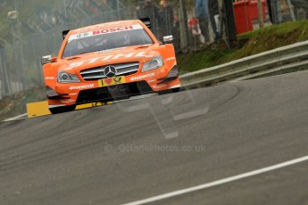 World © Octane Photographic Ltd. German Touring Cars (DTM) Brands Hatch Saturday 18th May 2013. Practice. HWA Team – DTM AMG Mercedes C-Coupe – Robert Wickens. Digital Ref: 0680ce1d1393