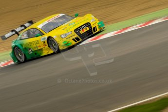 World © Octane Photographic Ltd. German Touring Cars (DTM) Brands Hatch Saturday 18th May 2013. Practice.. Phoenix Racing – Audi RS5 DTM – Mike Rockenfeller. Digital Ref: 0680ce1d1567