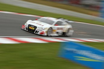 World © Octane Photographic Ltd. German Touring Cars (DTM) Brands Hatch Saturday 18th May 2013. Qualifying. Audi Sport Team Abt – Audi RS5 DTM – Adrien Tambay. Digital Ref: 0683cb7d0427