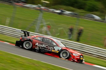 World © Octane Photographic Ltd. German Touring Cars (DTM) Brands Hatch Saturday 18th May 2013. Qualifying. Phoenix Racing – Audi RS5 DTM – Miguel Molina. Digital Ref: 0683ce1d2193
