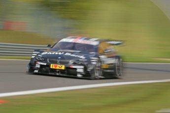 World © Octane Photographic Ltd. German Touring Cars (DTM) Brands Hatch Sunday 19th May 2013. Shakedown lap. BMW Team Schnitzer – BMW M3 DTM – Bruno Spengler. Digital Ref: