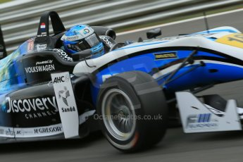 World © Octane Photographic Ltd. FIA European F3 Championship. Friday 17th May 2013. Van Amersfoort Racing – Dallara F312 Volkswagen – Dennis van de Laar. Digital Ref :
