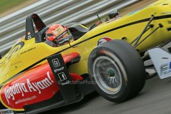 World © Octane Photographic Ltd. FIA European F3 Championship. Friday 17th May 2013. Double R Racing – Dallara F313 Mercedes – Sean Gelael. Digital Ref :
