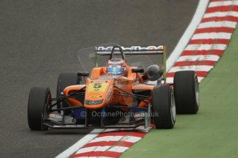 World © Octane Photographic Ltd. FIA European F3 Championship. Friday 17th May 2013. Mucke Motorsport – Dallara F312 Mercedes – Michael Lewis. Digital Ref :