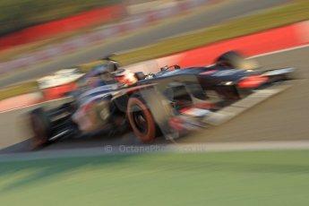 World © Octane Photographic Ltd. Formula 1 Winter testing, Barcelona – Circuit de Catalunya, 20th February 2013. Sauber C32, Nico Hulkenberg. Digital Ref: