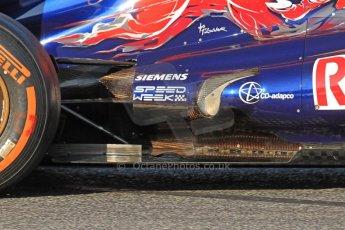 World © Octane Photographic Ltd. Formula 1 Winter testing, Barcelona – Circuit de Catalunya, 20th February 2013. Infiniti Red Bull Racing RB9. Sebastian Vettel. Digital Ref: