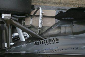 World © Octane Photographic Ltd. Formula 1 Winter testing, Barcelona – Circuit de Catalunya, 21st February 2013. Mercedes AMG Petronas F1 W04, Nico Rosberg. Digital Ref: 0578lw1d2971