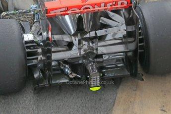 World © Octane Photographic Ltd. Formula 1 Winter testing, Barcelona – Circuit de Catalunya, 21st February 2013. Vodafone McLaren Mercedes MP4/28, Jenson Button. Digital Ref: 0578lw1d3037