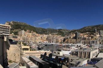 World © Octane Photographic Ltd. Formula 1 Monte Carlo - Monaco. Practice 1. Monaco atmosphere. Digital Ref : 0692cb7d0771