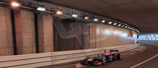 World © 2013 Octane Photographic Ltd. F1 Monaco GP, Monte Carlo -Thursday 23rd May 2013 - Practice 1. Infiniti Red Bull Racing RB9 - Sebastian Vettel. Digital Ref : 0692lw1d6869