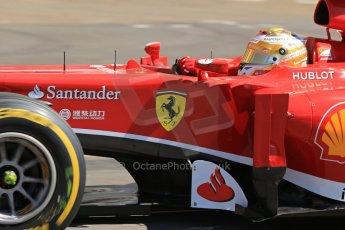 World © 2013 Octane Photographic Ltd. F1 Monaco GP, Monte Carlo -Thursday 23rd May 2013 - Practice 1. Scuderia Ferrari F138 - Fernando Alonso. Digital Ref : 0692lw1d7246
