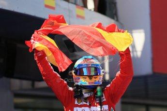 World © 2013 Octane Photographic Ltd. F1 Spanish GP, Circuit de Catalunya - Sunday 12th May 2013 - Race. Scuderia Ferrari F138 - Fernando Alonso. Digital Ref : 0674cb1d2761