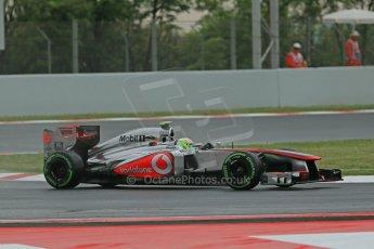 World © Octane Photographic Ltd. F1 Spanish GP, Circuit de Catalunya, Friday 10th May 2013. Practice 1. Digital Ref : 0659cb1d8881
