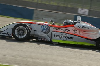 World © Octane Photographic Ltd. MSV F3 Cup, Donington Park, Qualifying 28th September 2013. Lanan Racing, Dallara F307 Volkswagen. Alex Craven. Digital Ref : 0832lw1d8903