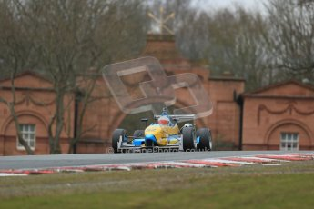 World © Octane Photographic Ltd. F3 Cup – Oulton Park - Race 1, Monday 1st April 2013. Chris Needham – Enigma Motorsport - Dallara F301. Digital Ref : 0624lw1d9693