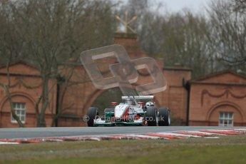 World © Octane Photographic Ltd. F3 Cup – Oulton Park - Race 1, Monday 1st April 2013. Stuart Wiltshire – Mark Bailey Racing - Dallara F306. Digital Ref : 0624lw1d9693