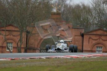 World © Octane Photographic Ltd. F3 Cup – Oulton Park - Race 1, Monday 1st April 2013. James Ledamun – TRS Harnesses - Dallara F300. Digital Ref : 0624lw1d9722