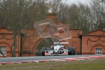 World © Octane Photographic Ltd. F3 Cup – Oulton Park - Race 1, Monday 1st April 2013. Chris Needham – DST Group Ltd. - Dallara F302. Digital Ref : 0624lw1d9768