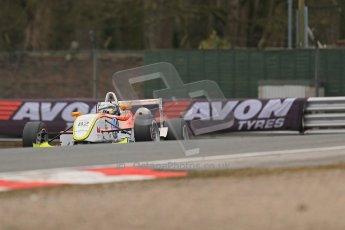 World © Octane Photographic Ltd. F3 Cup – Oulton Park - Race 1, Monday 1st April 2013. Alex Craven – Lanan Racing - Dallara. Digital Ref : 0624lw1d9837