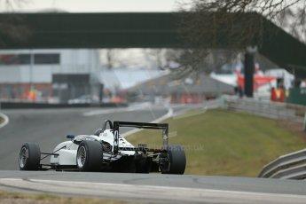 World © Octane Photographic Ltd. F3 Cup – Oulton Park - Race 1, Monday 1st April 2013. Mark Harrison – Magic Motorsport - Dallara F302 Toyota. Digital Ref :0624lw1d9988