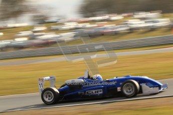 World © Octane Photographic Ltd. F3 Cup – Oulton Park, Monday 1st April 2013 – Race 2. Robbie Watts – Raw Power Motorsport - Dallara F306. Digital Ref : 0626lw7d3807